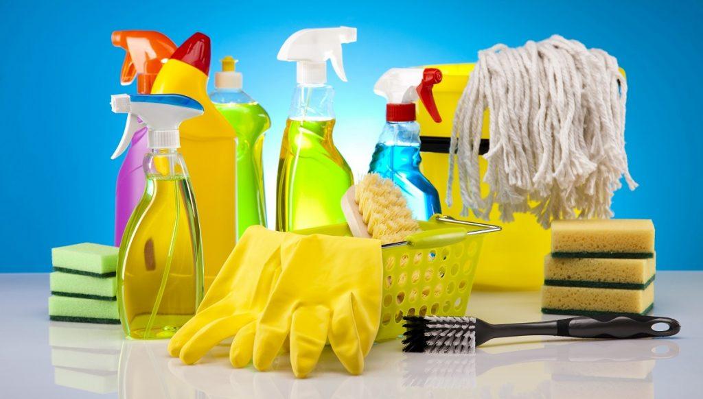 Natri Carbonat được dùng để sẩn xuất chất tẩy rửa.