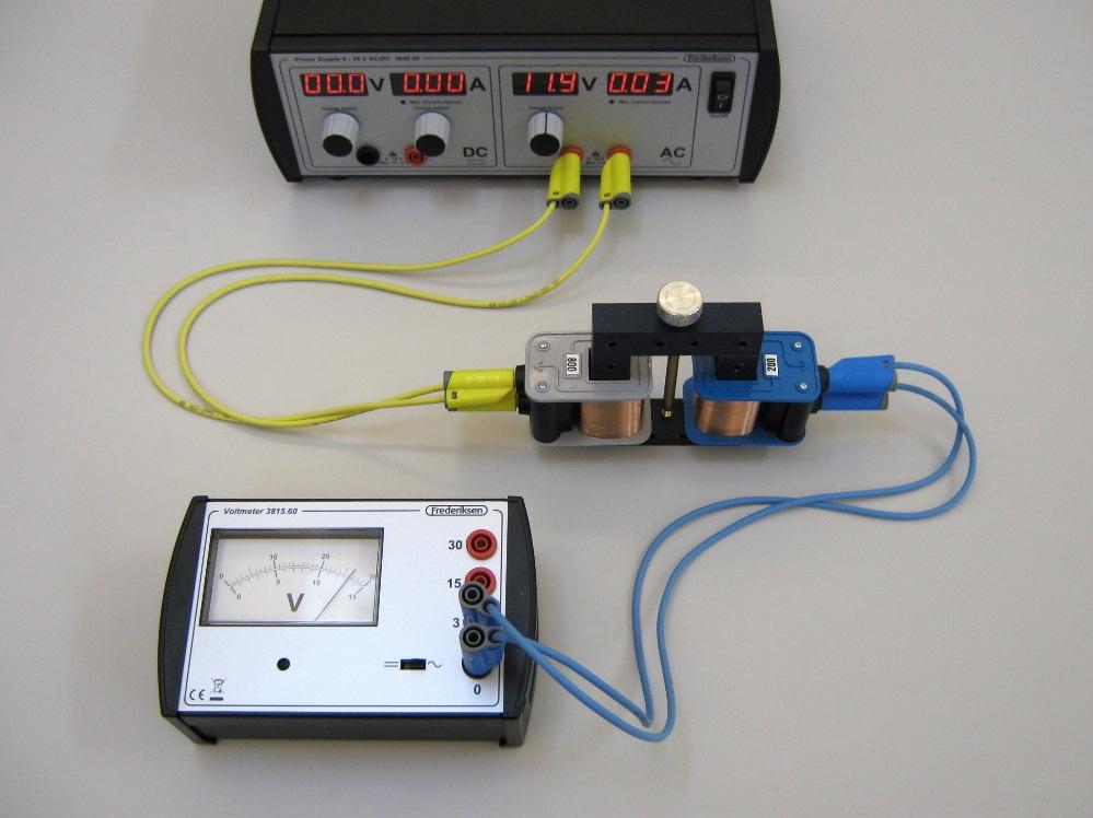 Bộ thí nghiệm về máy biến áp - Thiết bị thí nghiệm
