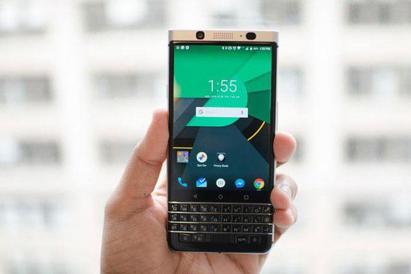 Phím đổi app của blackberry key2